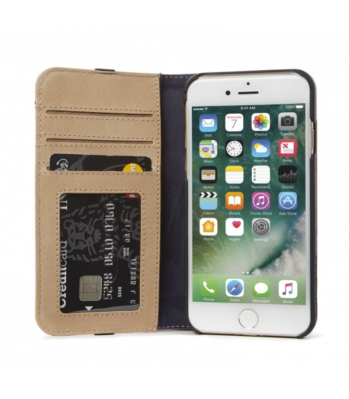 Decoded Leather Wallet Case iPhone 8 7 6s 6 - MACLIFE - Apple ... 6e368c2080d