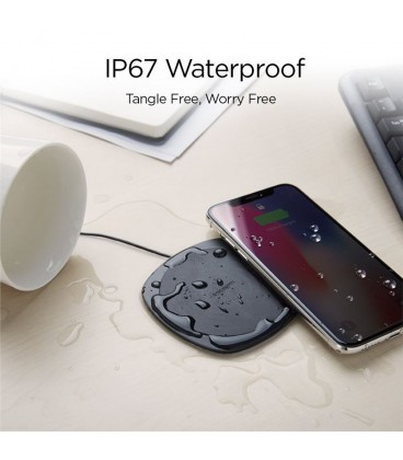 Spigen Essential F305W Wireless Fast Charger