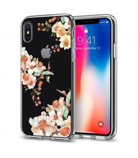 Spigen Liquid Crystal Aquarelle iPhone X