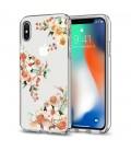 Spigen Liquid Crystal Aquarelle iPhone X/XS