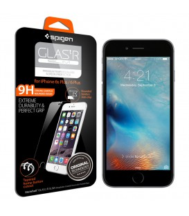 Spigen Protector GLAS.tR SLIM - iPhone 7 Plus/8 Plus