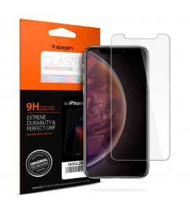 Spigen Protector GLAS.tR SLIM HD iPhone XS Max