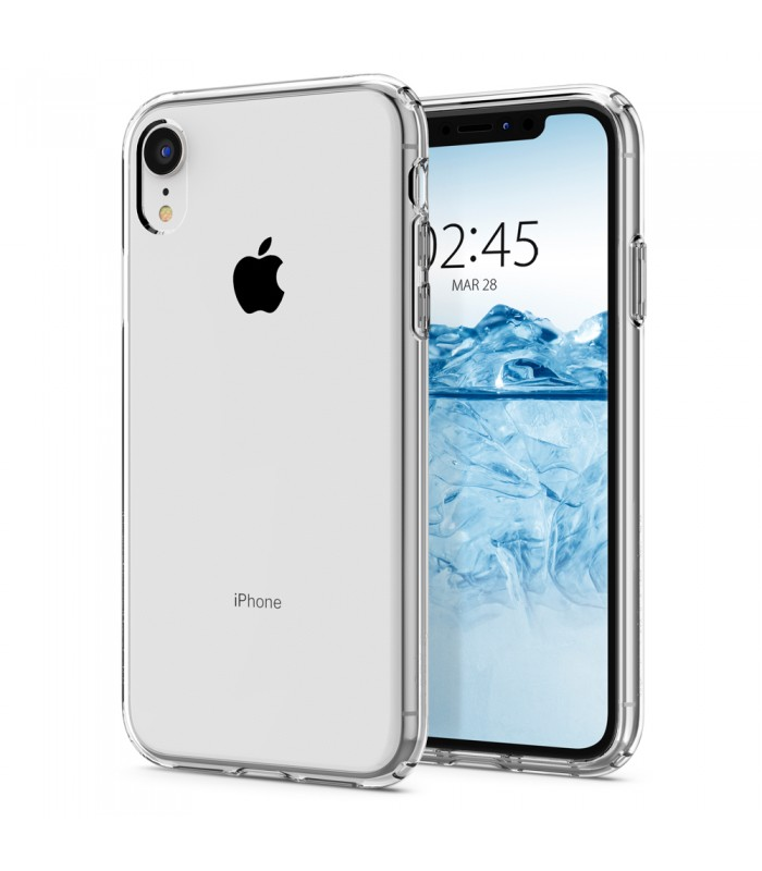 Spigen Liquid Crystal iPhone XR - MACLIFE - Apple príslušenstvo 74c4b08cdc6