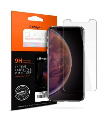 Spigen Glass GLAS.tR SLIM HD iPhone XS/X