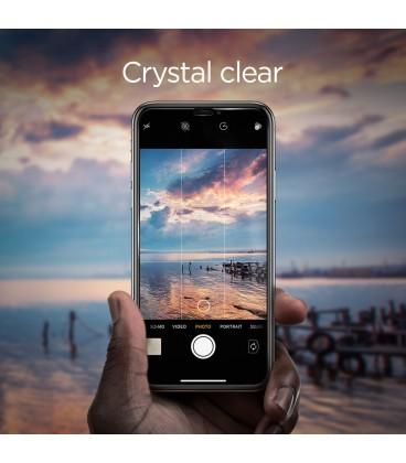 Spigen Glass FC HD black iPhone XS Max