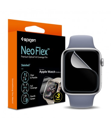 Spigen Film Neo Flex Apple Watch 5/4 44 mm