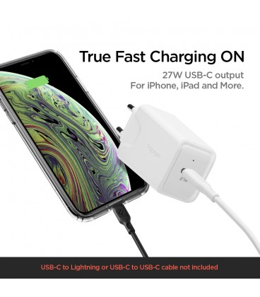 Spigen F210 USB-C PD 27 Wall Charger