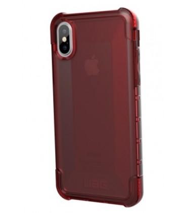UAG Plyo case Crimson iPhone XS/X