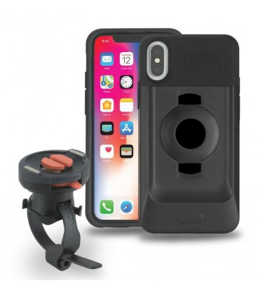 TigraSport FitClic Neo Bike Kit iPhone XS/X