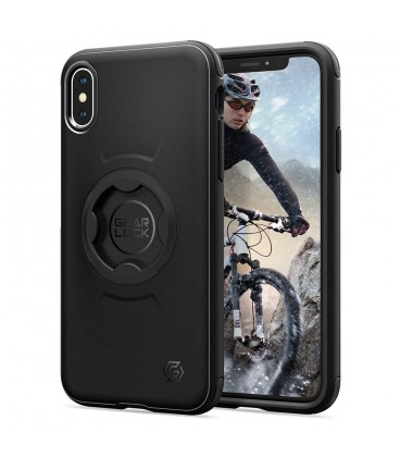 Spigen Gearlock Mount case iPhone XS/X
