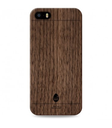 Stone Age Luxury Wood for iPhone 5S/5