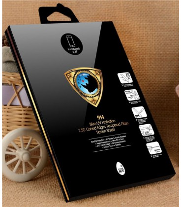 Stone Age Tempered Glass 0.3mm, 9H iPhone 5/5s