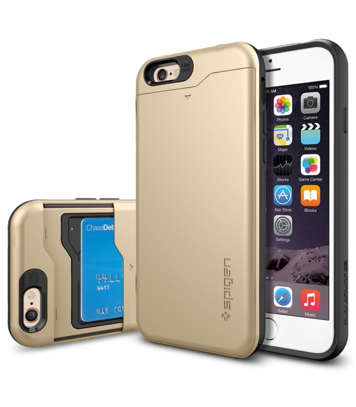 Spigen Slim Armor CS iPhone 6 6s - MACLIFE - Apple príslušenstvo 7e734ac2e02